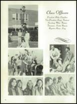1981 Bayou Chicot High School Yearbook Page 14 & 15