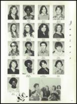 1981 Bayou Chicot High School Yearbook Page 16 & 17