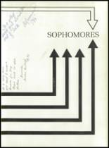1981 Bayou Chicot High School Yearbook Page 18 & 19
