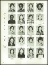 1981 Bayou Chicot High School Yearbook Page 20 & 21