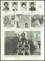 1981 Bayou Chicot High School Yearbook Page 22 & 23