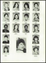 1981 Bayou Chicot High School Yearbook Page 24 & 25