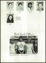 1981 Bayou Chicot High School Yearbook Page 26 & 27