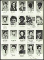 1981 Bayou Chicot High School Yearbook Page 28 & 29