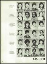 1981 Bayou Chicot High School Yearbook Page 34 & 35
