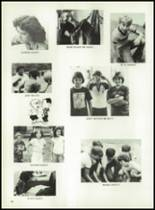 1981 Bayou Chicot High School Yearbook Page 40 & 41