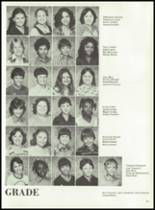 1981 Bayou Chicot High School Yearbook Page 44 & 45