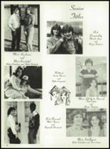 1981 Bayou Chicot High School Yearbook Page 50 & 51
