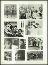 1981 Bayou Chicot High School Yearbook Page 60 & 61