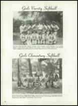 1981 Bayou Chicot High School Yearbook Page 70 & 71