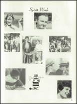 1981 Bayou Chicot High School Yearbook Page 72 & 73