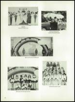 1981 Bayou Chicot High School Yearbook Page 74 & 75