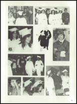 1981 Bayou Chicot High School Yearbook Page 82 & 83
