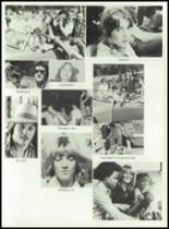 1981 Bayou Chicot High School Yearbook Page 88 & 89