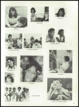 1981 Bayou Chicot High School Yearbook Page 90 & 91
