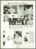 1981 Bayou Chicot High School Yearbook Page 94 & 95