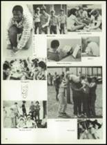 1981 Bayou Chicot High School Yearbook Page 96 & 97