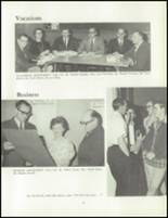1967 Cottage Grove High School Yearbook Page 12 & 13