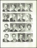 1967 Cottage Grove High School Yearbook Page 22 & 23