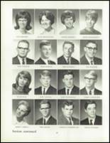 1967 Cottage Grove High School Yearbook Page 24 & 25