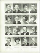 1967 Cottage Grove High School Yearbook Page 26 & 27