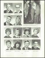 1967 Cottage Grove High School Yearbook Page 28 & 29