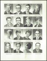 1967 Cottage Grove High School Yearbook Page 30 & 31