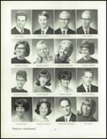 1967 Cottage Grove High School Yearbook Page 34 & 35