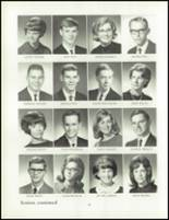 1967 Cottage Grove High School Yearbook Page 36 & 37