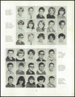 1967 Cottage Grove High School Yearbook Page 54 & 55