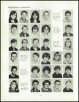 1967 Cottage Grove High School Yearbook Page 56 & 57