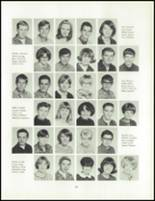 1967 Cottage Grove High School Yearbook Page 58 & 59