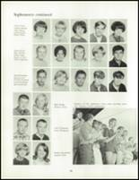 1967 Cottage Grove High School Yearbook Page 62 & 63