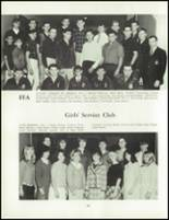 1967 Cottage Grove High School Yearbook Page 68 & 69