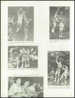 1967 Cottage Grove High School Yearbook Page 110 & 111