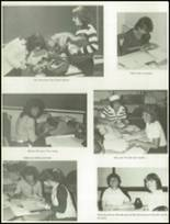1982 Kenston High School Yearbook Page 34 & 35