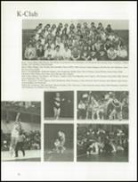 1982 Kenston High School Yearbook Page 40 & 41