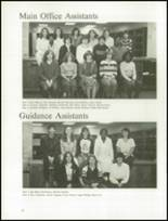 1982 Kenston High School Yearbook Page 42 & 43