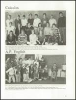 1982 Kenston High School Yearbook Page 44 & 45