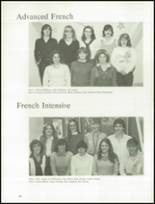 1982 Kenston High School Yearbook Page 48 & 49