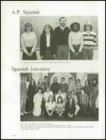 1982 Kenston High School Yearbook Page 50 & 51