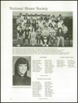 1982 Kenston High School Yearbook Page 54 & 55