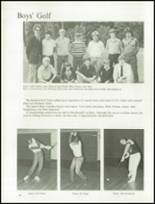 1982 Kenston High School Yearbook Page 72 & 73