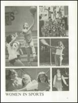 1982 Kenston High School Yearbook Page 84 & 85