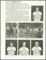 1982 Kenston High School Yearbook Page 86 & 87