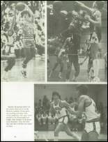 1982 Kenston High School Yearbook Page 92 & 93