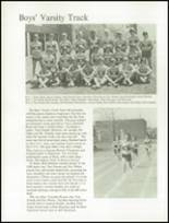 1982 Kenston High School Yearbook Page 100 & 101