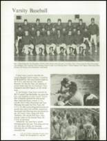1982 Kenston High School Yearbook Page 106 & 107