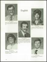 1982 Kenston High School Yearbook Page 124 & 125