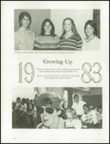 1982 Kenston High School Yearbook Page 156 & 157
